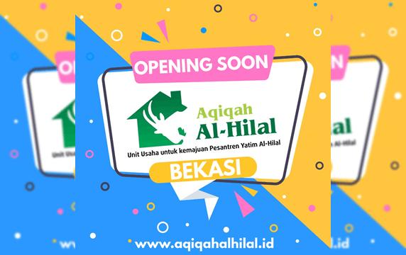 Opening Soon Aqiqah Bekasi