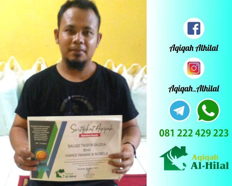 Paket Aqiqah Bandung