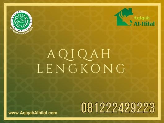 AQIQAH LENGKONG BANDUNG