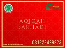 AQIQAH SARIJADI