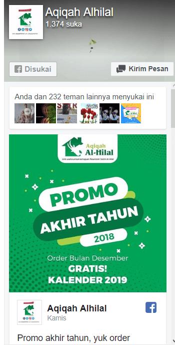 FP Aqiqah Alhilal