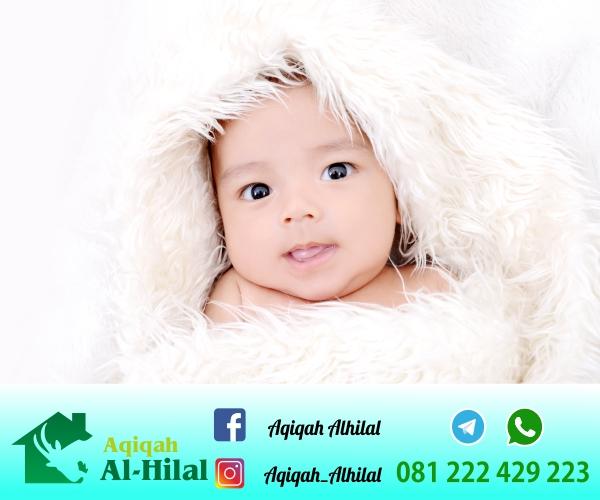 Aqiqah Bandung Cimahi, Bayi baru lahir