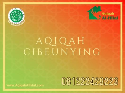 AQIQAH BANDUNG CIBEUNYING