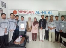 Kunjungan Kementrian Agama Ke Yayasan Al Hilal