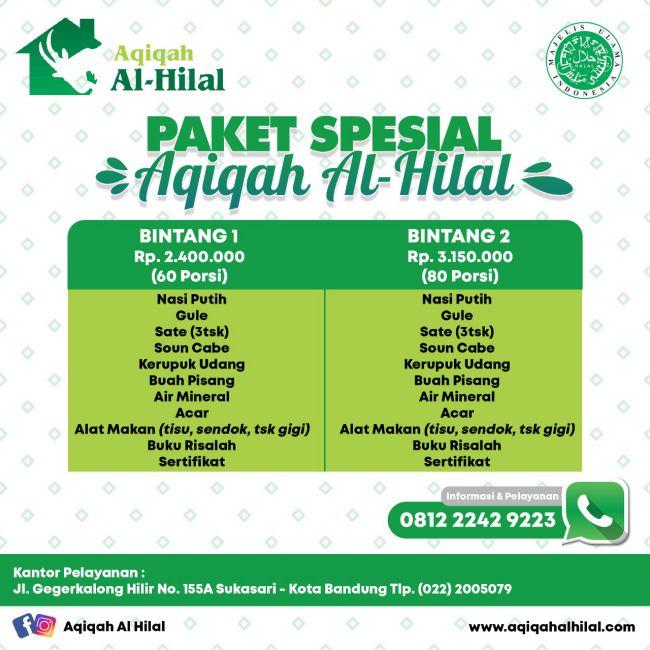 Paket Catering Nasi Box Aqiqah Bandung