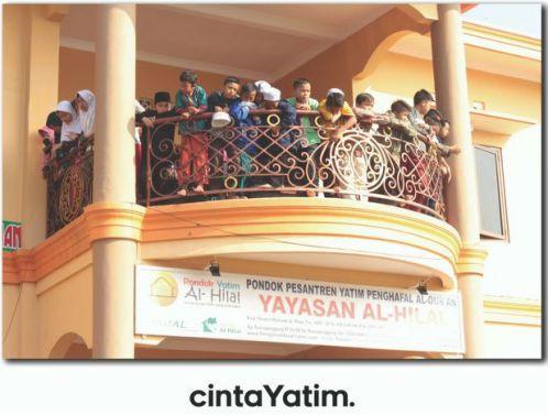 aqiqah bersedekah untuk anak yatim