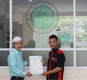 sertifikat halal dari mui