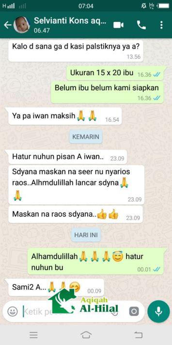 Paket Aqiqah Bandung Terbaik 2019, Enak dan Gratis Ongkir 1