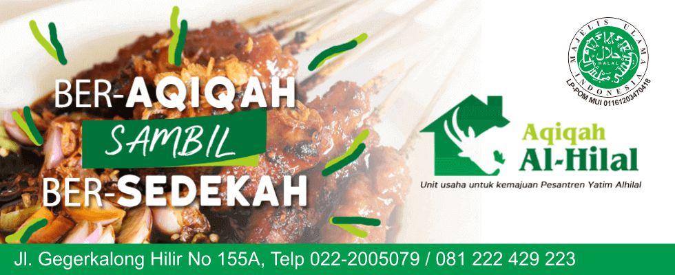 Slider Aqiqah Bandung Alhilal