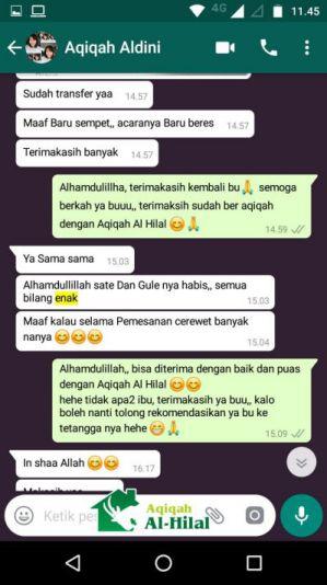 testimoni-aqiqah-bandung-al-hilal-3