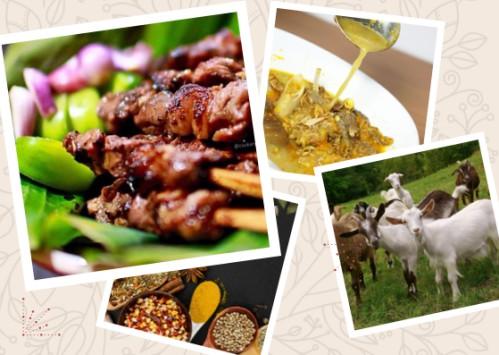 masakan daging kambing aqiqah