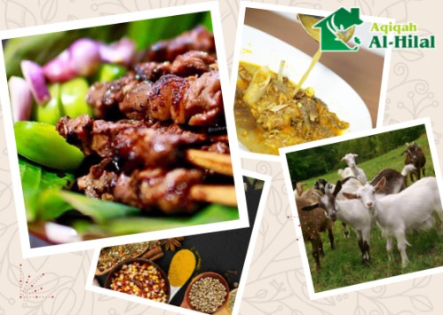 masakan kambing aqiqah
