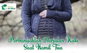 jalan kaki saat hamil